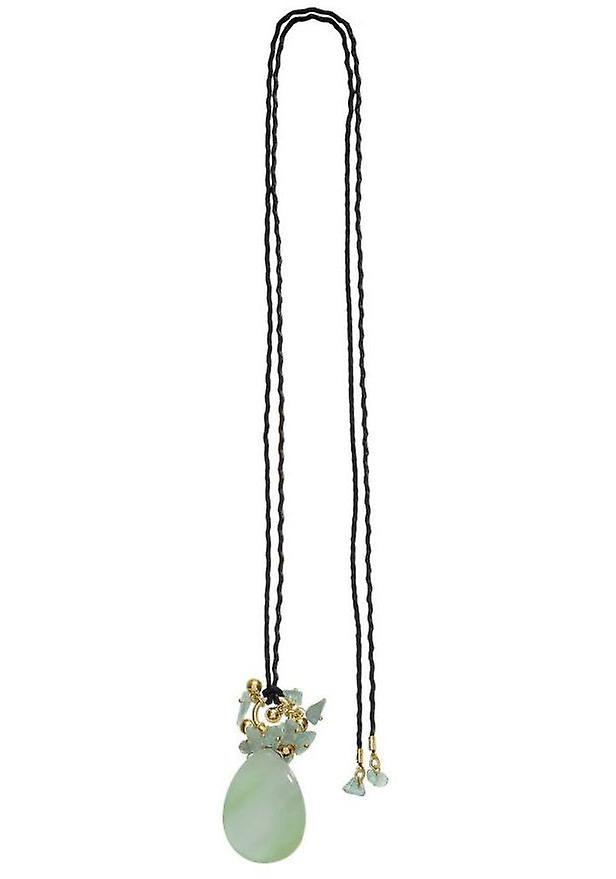 Le pèlerin Damenkette élégance funky mit Amazonite (535411)