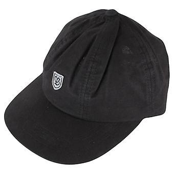 Brixton B Shield III Cap - Black/Grey