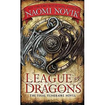 League of Dragons by Naomi Novik - 9780345522931 Book