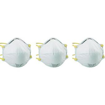 EKASTU Sekur Dust Mask Set FFP1 3 pcs. Filter class/protection level: FFP1