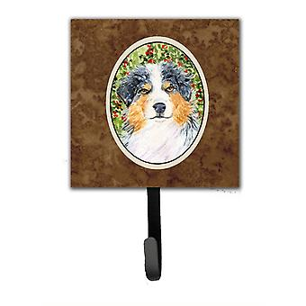 Australian Shepherd Leash Holder or Key Hook