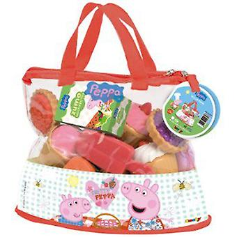 Smoby Peppa Pig Bag (Toys , Home And Professions , House , Food)