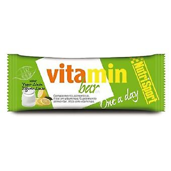 Nutrisport Barrita Vitaminada Yogurt+Limon