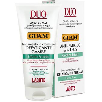 Guam Duo Anti-Fatigue Gel for Legs