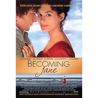 Becoming Jane Movie Poster (11 x 17)