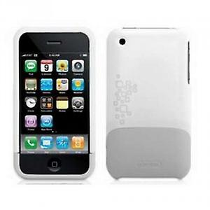Griffin nu form white acrylic for iPhone 3 G / 3GS
