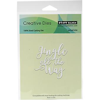 Penny Black creatieve Dies-Jingle All The Way 51257