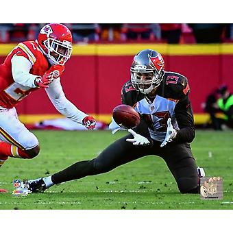 Mike Evans 2016 Action Photo Print (8 x 10)