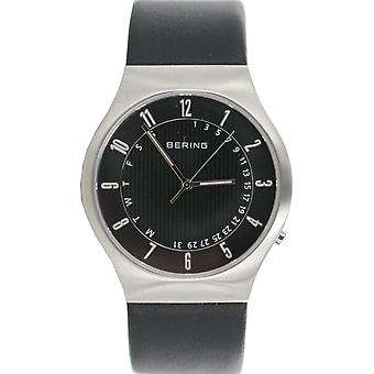 Bering mens watch wristwatch slim radio control - 51840-402
