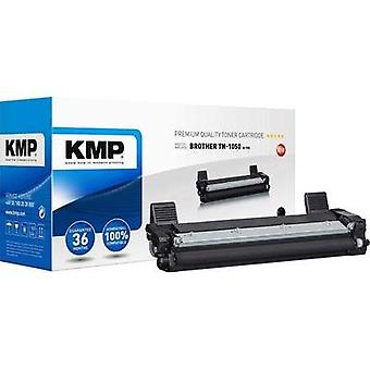 KMP Toner cartridge replaced Brother TN-1050 Compatible Black 1000 pages B-T55