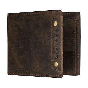Bruno banani mens wallet plånbok Brown 5336
