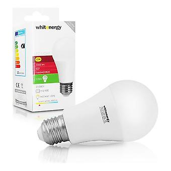 WHITENERGY LED Bulb  16x SMD 2835 LED  A60  E27  12W 230V  (10076) White Warm