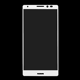 Full bulletproof 0.26 mm thin H9 shock white for Huawei Mate 8