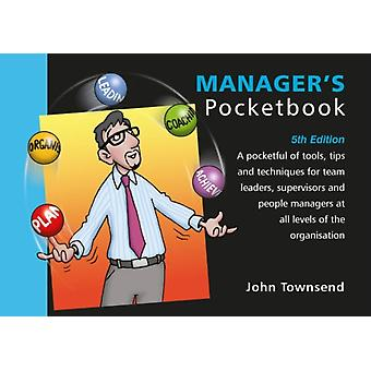 Manager's Pocketbook (Paperback) by Townsend John