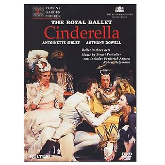 Cinderella [DVD] USA import