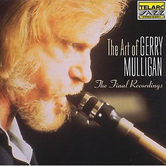 Gerry Mulligan - importación de Estados Unidos arte de Gerry Mulligan-Final Re [CD]