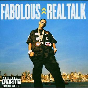 Fabolous - Real Talk [CD] USA import