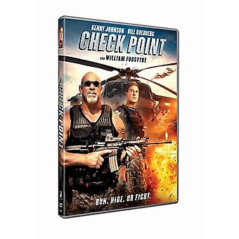 Check Point (2016) [DVD] USA import