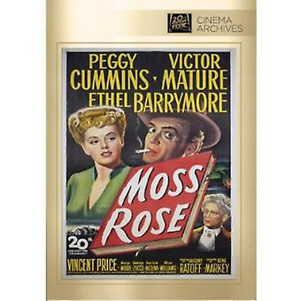 Moss Rose [DVD] USA import