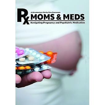 Moms & Meds: Navigere graviditet & psykiatriske [DVD] USA import