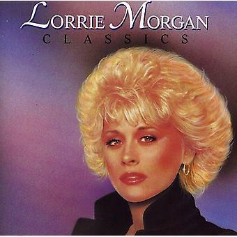 Lorrie Morgan - Classics [CD] USA import