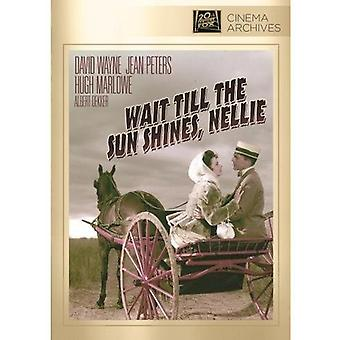 Wait 'Till the Sun Shines Nellie [DVD] USA import