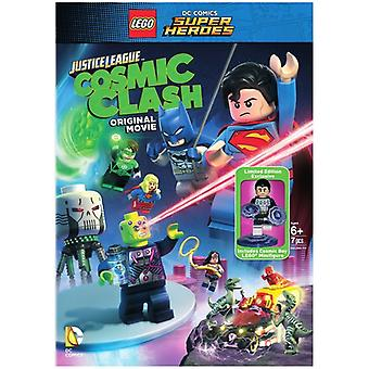 LEGO Dc Comics super-héros: Justice (W/Figurine) [DVD] USA import