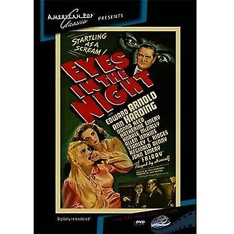 Eyes in the Night [DVD] USA import
