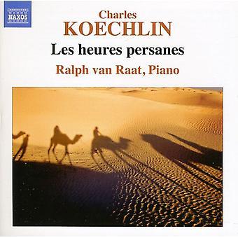 Charles Koechlin - Charles Koechlin: Les Heures Persanes [CD] USA import