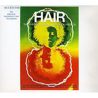 Broadway Cast - hår [CD] USA importerer