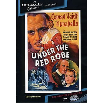 Under the Red Robe (1937) [DVD] USA import