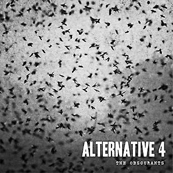Alternative 4 - Obscurants [CD] USA import