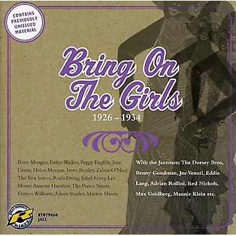 Bring on the Girls 1926-193 - Bring on the Girls 1926-193 [CD] USA import