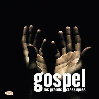 Forskellige kunstnere - evangeliet største klassikere [CD] USA import