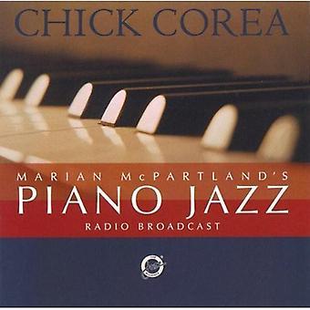 Chick Corea - Marian Mcpartland's Piano Jazz [CD] USA importerer