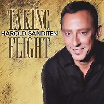 Harold Sanditen - Taking Flight [CD] USA import