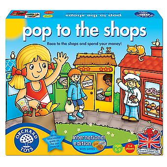 Orchard Toys International Pop The Shops New