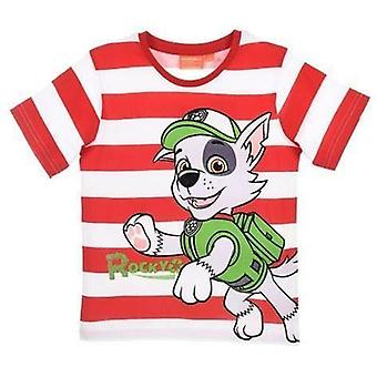Boys Paw Patrol Short Sleeve T-Shirt