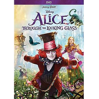 Alice Through the Looking Glass [DVD] USA import