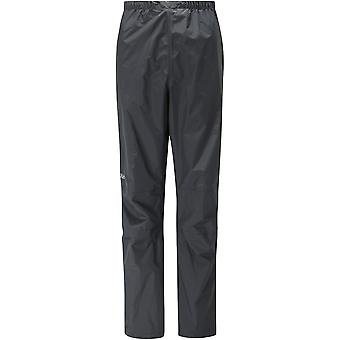 Rab Womens Downpour Pants Black (Size UK 10)