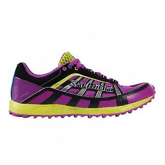 Trail T1 Trail Running Shoes Purple/Cactus Flower Womens Size 4