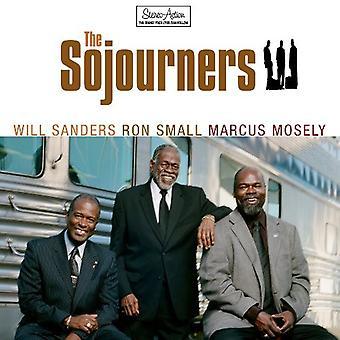Sojourners - Sojourners [CD] USA importerer