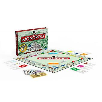 Parker Games Monopoly Std. Madrid (Toys , Boardgames , Strategic)