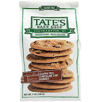 Tate's Bake Shop Gluten Free Chocolate Chip Cookies 2 Bag Pack
