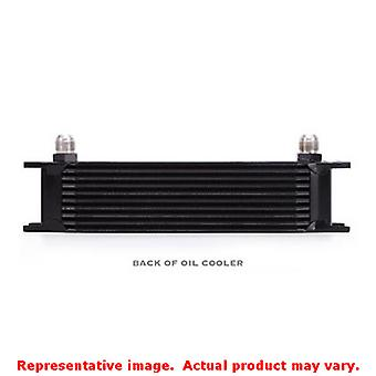 Mishimoto Oil Cooler Kits MMOC-UBK Black Fits:UNIVERSAL 0 - 0 NON APPLICATION S
