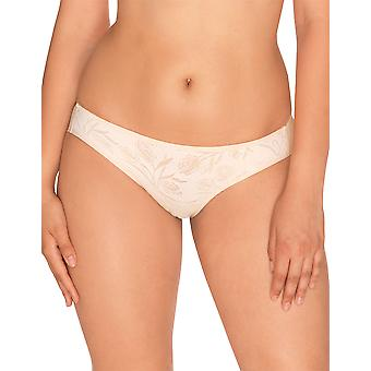 Sans Complexe 609412 Women's Pure Beauty Cream Knickers Panty Full Brief