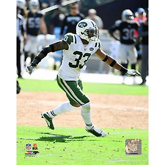 Jamal Adams 2017 Action Photo Print
