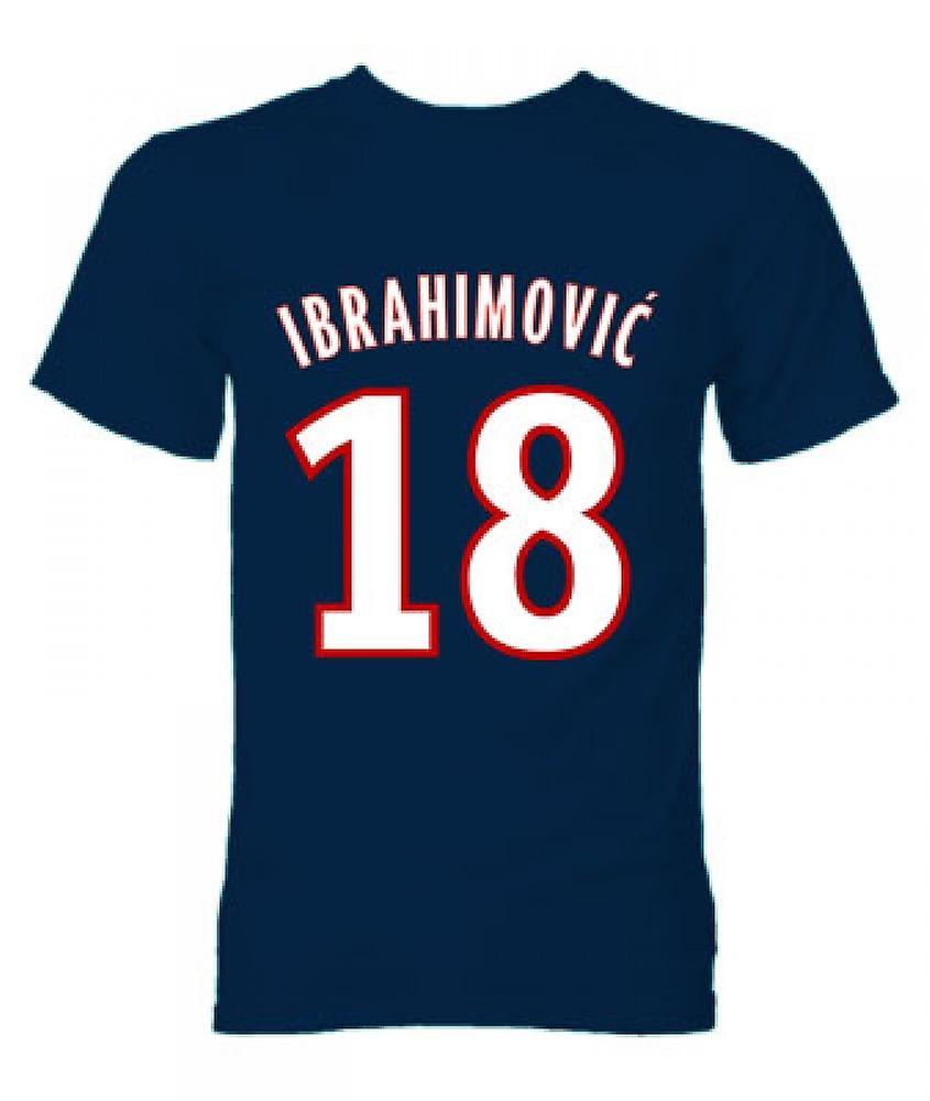 T-Shirt eroe Zlatan Ibrahimovic PSG (Marina Militare)