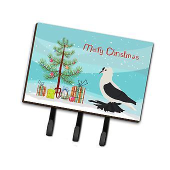 Saxon Fairy Swallow Pigeon Christmas Leash or Key Holder