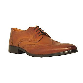 Dubarry Mens Shoe Dex Chestnut